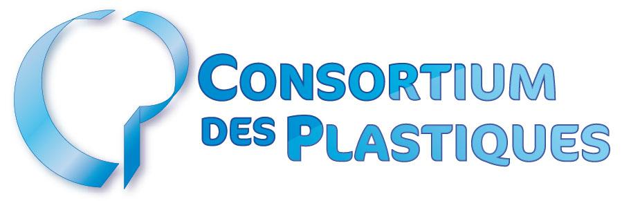 Consortium des plastique - logo